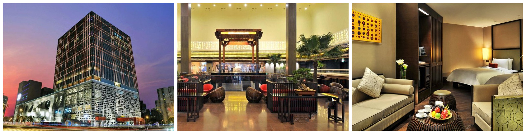 上海卓美亚喜马拉雅大酒店