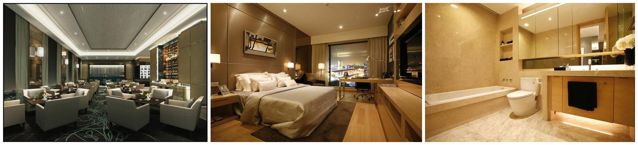 广州保利世界贸易中心D座公寓