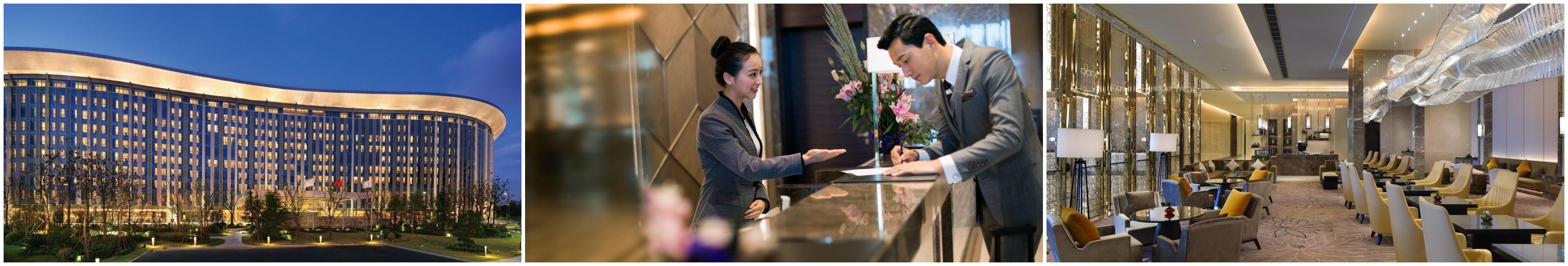 InterContinental shanghai NECC