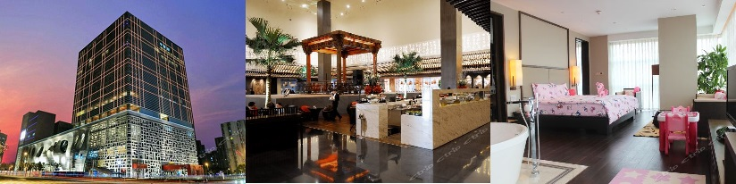 上海卓美亚喜玛拉雅大酒店