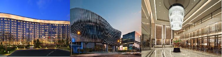 国家会展中心 上海洲际酒店