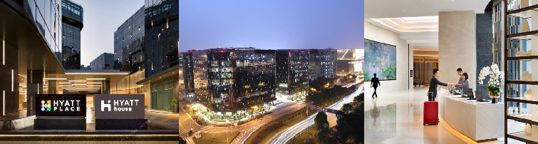 上海虹桥商务区凯悦嘉轩酒店(CBD)