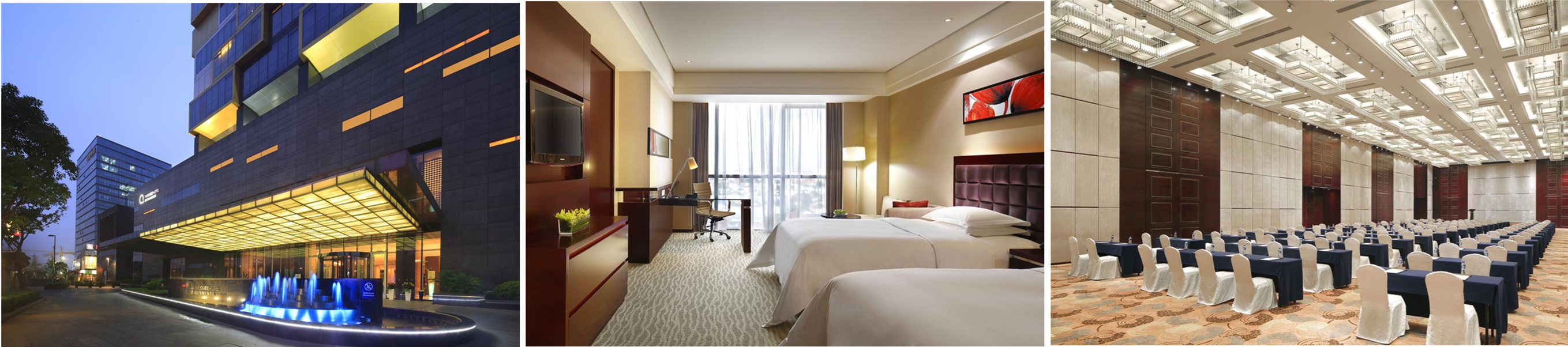 上海浦东绿地铂骊酒店